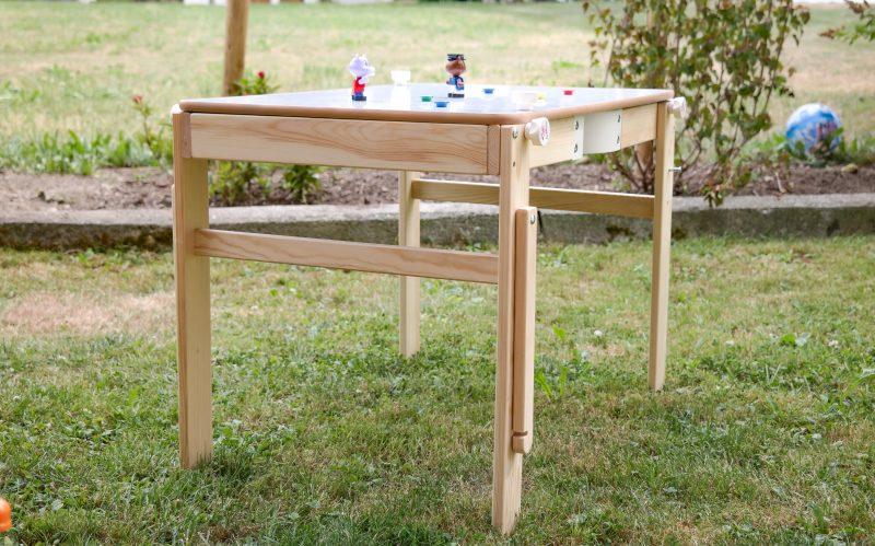 maltafel und tisch in einem eine tolle idee f r kinder ein mamablog f r familien alles. Black Bedroom Furniture Sets. Home Design Ideas